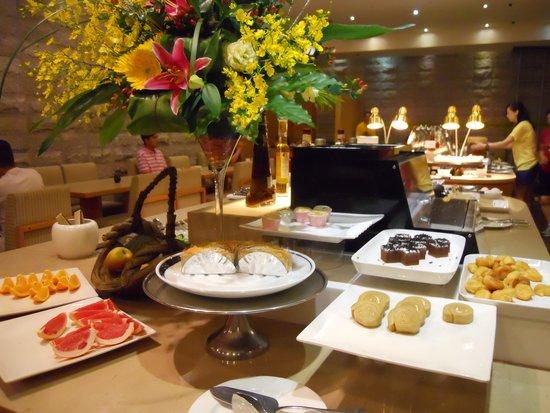 Beauty Hotels Taipei - Roumei Boutique: 朝食のレストラン