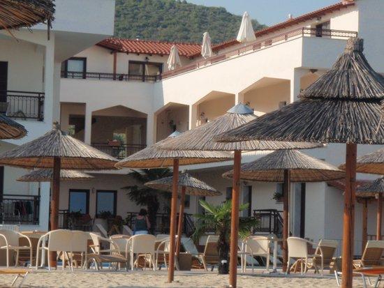 Mediterranean Apartments: apartments from beach