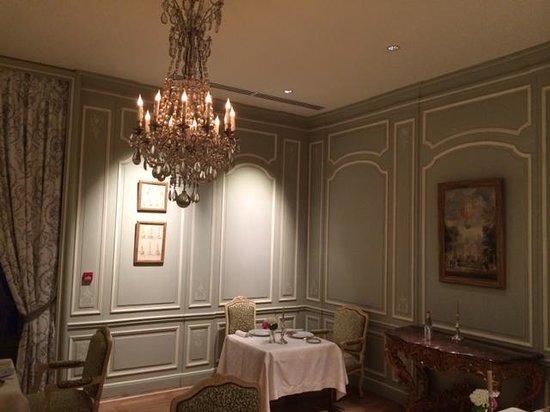 Chateau de la Treyne: Breakfast Room