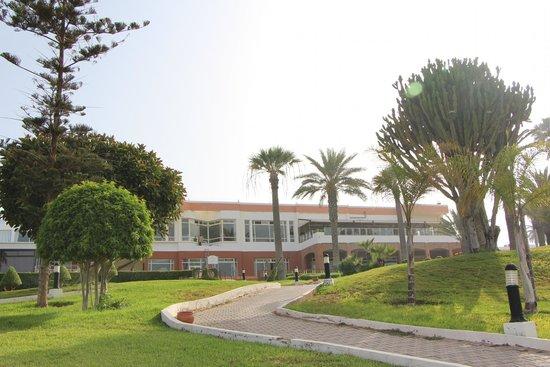 Hotel Club Al Moggar: Территория 3