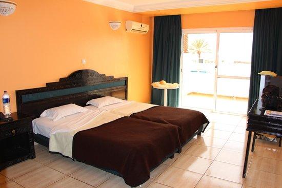 Hotel Club Al Moggar: Номер в корпусе № 11 (у приват-бассейна)