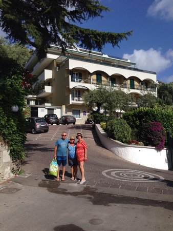 BEST WESTERN Hotel La Solara: Hotel front