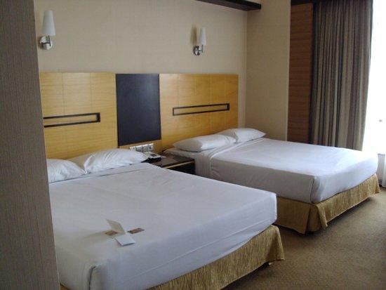 Awana Hotel: comfy bed