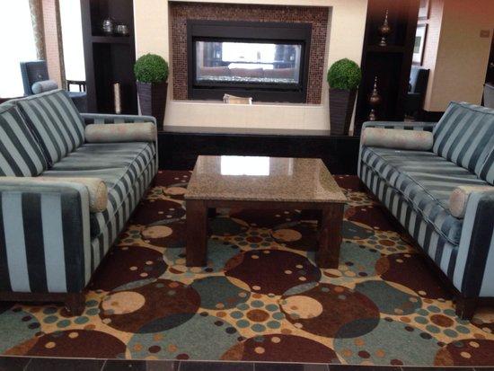Hilton Garden Inn Toronto Airport West/Mississauga : Lobby