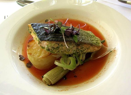 The Imperial Hotel: Fish