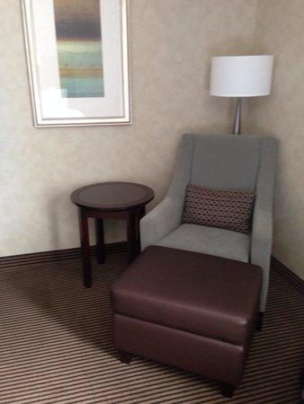 Hilton Garden Inn Toronto Airport West/Mississauga : Zimmer