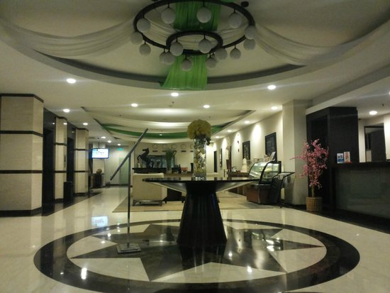 Grand Pacific Hotel : Lobby area