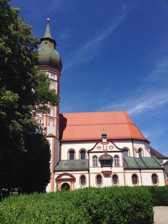 Andechs Monastery: Kloster Andechs.