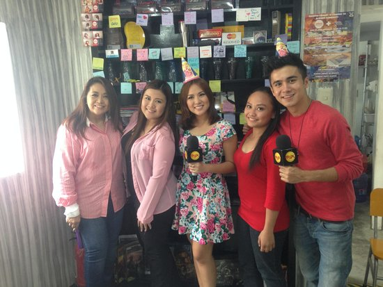 Burger Company : Featured at Myx Daily Top Ten, Wer U At?, and VJ Ai's Surprise Birthday Party episode!