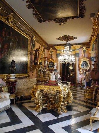 Museo Cerralbo : Интерьер музея