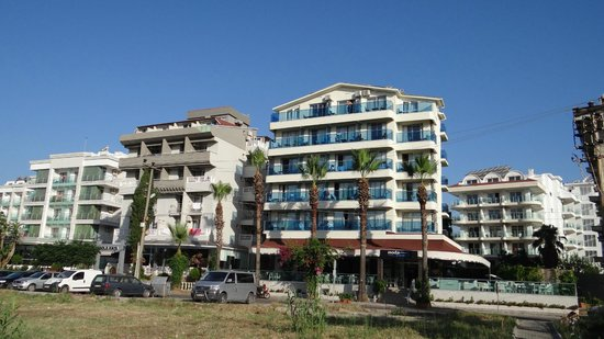 Moda Beach Hotel: Hotel Moda Beach