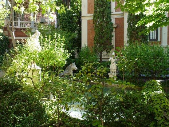 Museo Cerralbo : Внутренний дворик