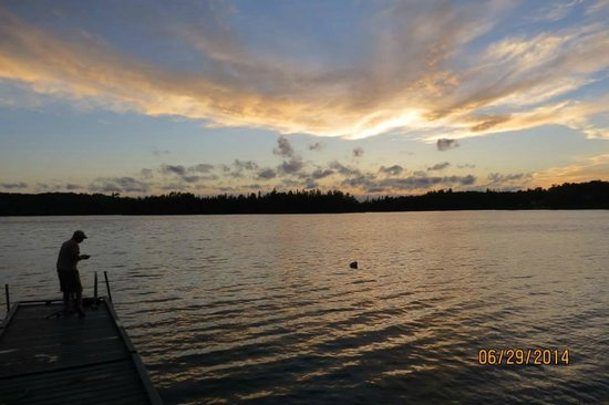 Shining Tree, Canada: view