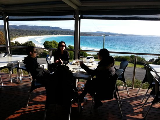 Moresco Restaurant : Binalong Bay Cafe