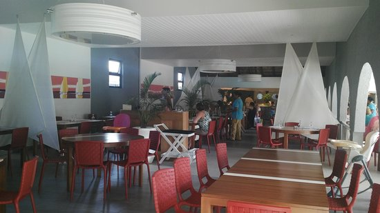Veranda Palmar Beach : Main restaurant