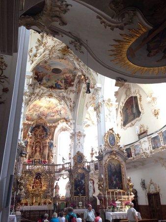 Andechs Monastery: Bayerischer Barock.