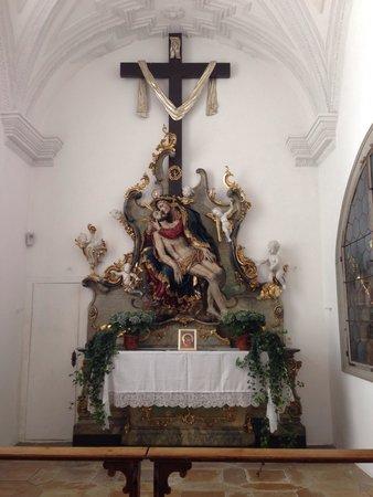 Andechs Monastery: Pietà.