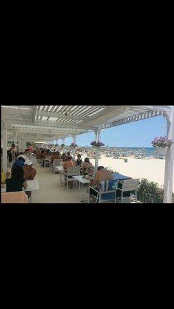 Hotel Vendome El Ksar Resort & Thalasso : beach bar