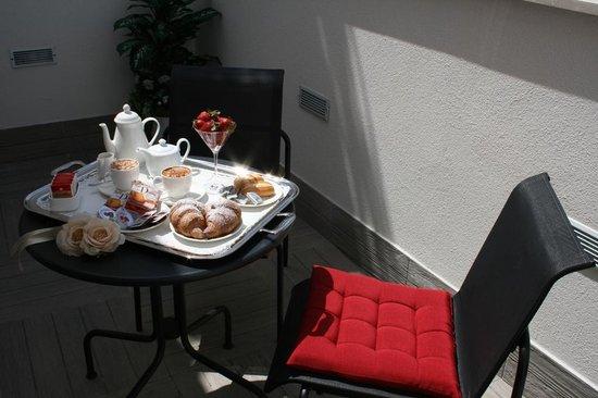 Hotel San Pietro : Camera Deluxe Terrazzo