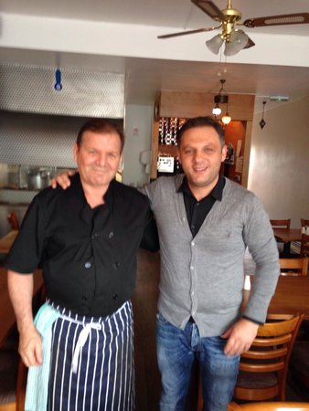 Elif Turkish Barbecue Restaurant: Great chef and great service