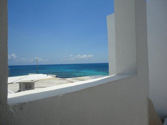 Casa el Pio: Ocean view Room #3