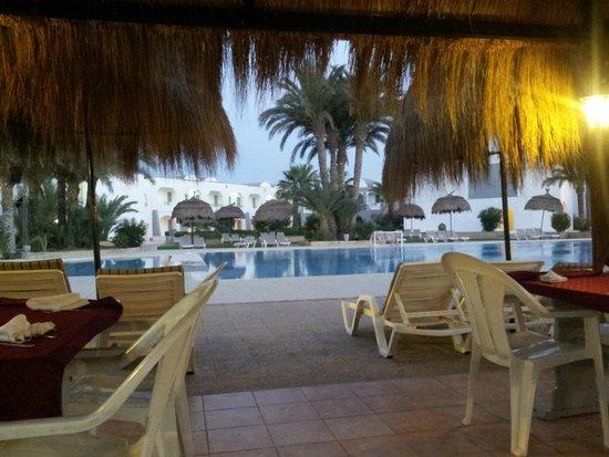 Hotel Cedriana: piscine