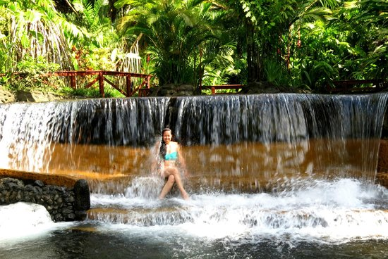 Go Tours Costa Rica - Day Tours: Tabacon hot springs