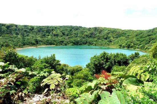 Go Tours Costa Rica - Day Tours: Botos lagoon