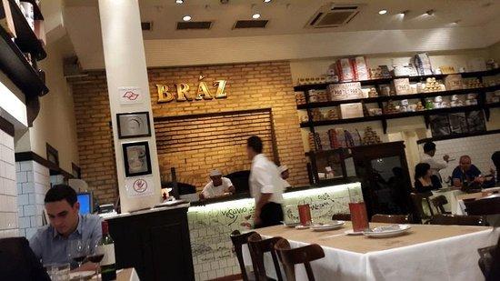 Braz Pizzaria - Higienopolis: Braz