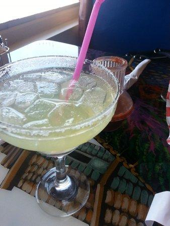 Mexico Lindo: house Margarita $5