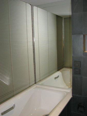 The Mira Hong Kong : ванная