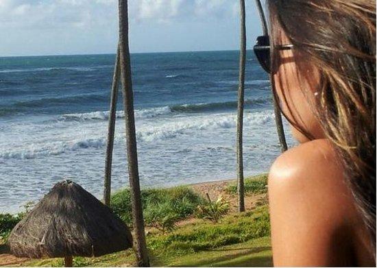 Iberostar Praia do Forte : vistão na varanda do quarto..