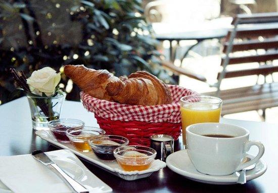 Cafe-Haus Koch Berlin: Sweet Breakfast