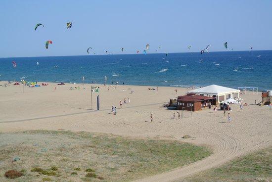 Bel Air Hotel: Blick auf dem Strand