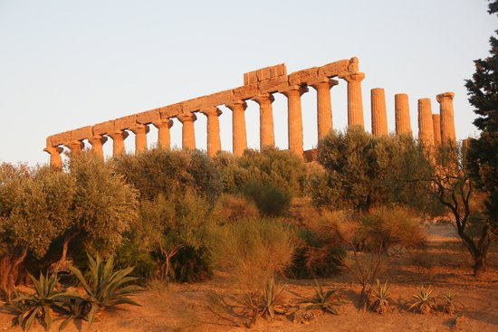 Valley of the Temples (Valle dei Templi): Agrigente temple d'Héra
