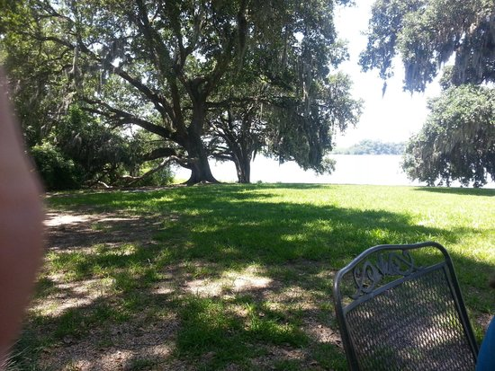 Rip Van Winkle Gardens: view