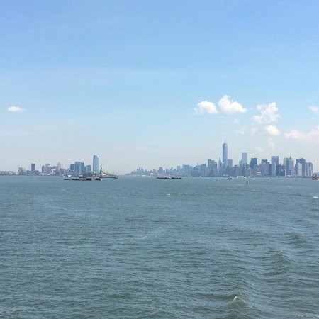 Staten Island Ferry: View from the ferry