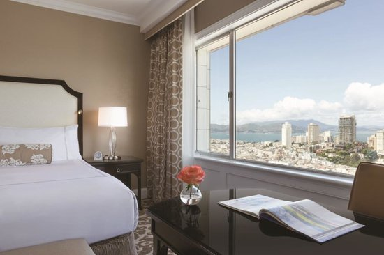 Fairmont San Francisco : Signature King Room