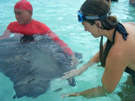 Tours Cayman : I was so nervous!