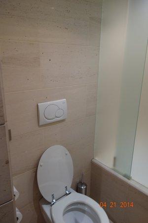 Barcelo Aran Mantegna: toilet