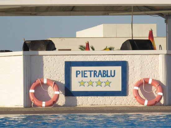 Pietrablu Resort & Spa CDSHotels: Postazione DJ area Kudahiti