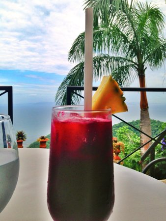 Villa Caletas : Breakfast smoothie