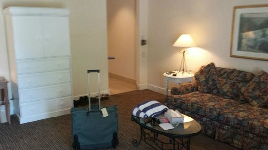 Tampa Palms Golf & Country Club: Standard Room