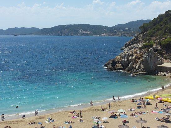 Veraclub Ibiza: Vista mare top dal 5 piano