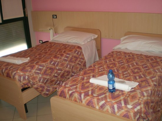 Central Hostel: double room