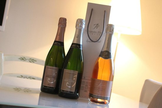 La Vigne du Roy Champagne Day Tours: Nice little discoveries