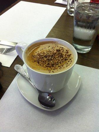 Bitton Bistro Cafe: MOKA