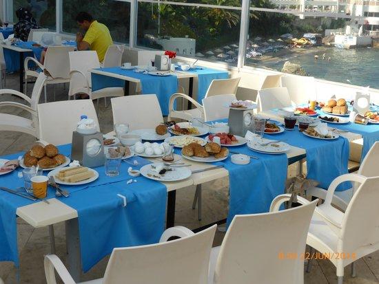 Imbat Hotel: Spild af god mad