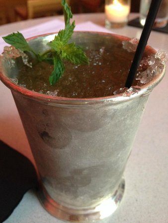 Proof on Main: Mint Julep