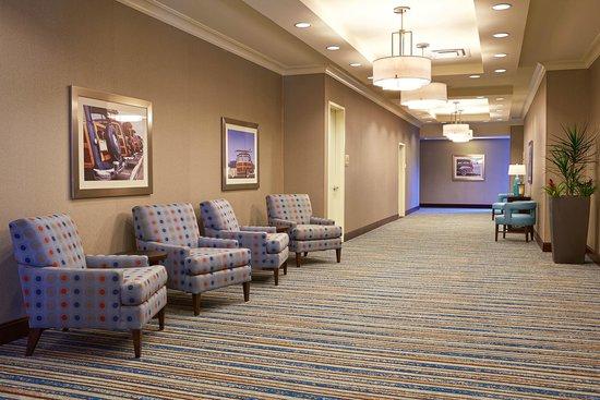 Hilton Garden Inn Los Angeles/Redondo Beach: Hotel hallway